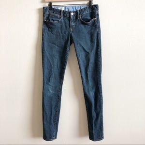 Gap 1969 Always Skinny Jeans 28/6 Long